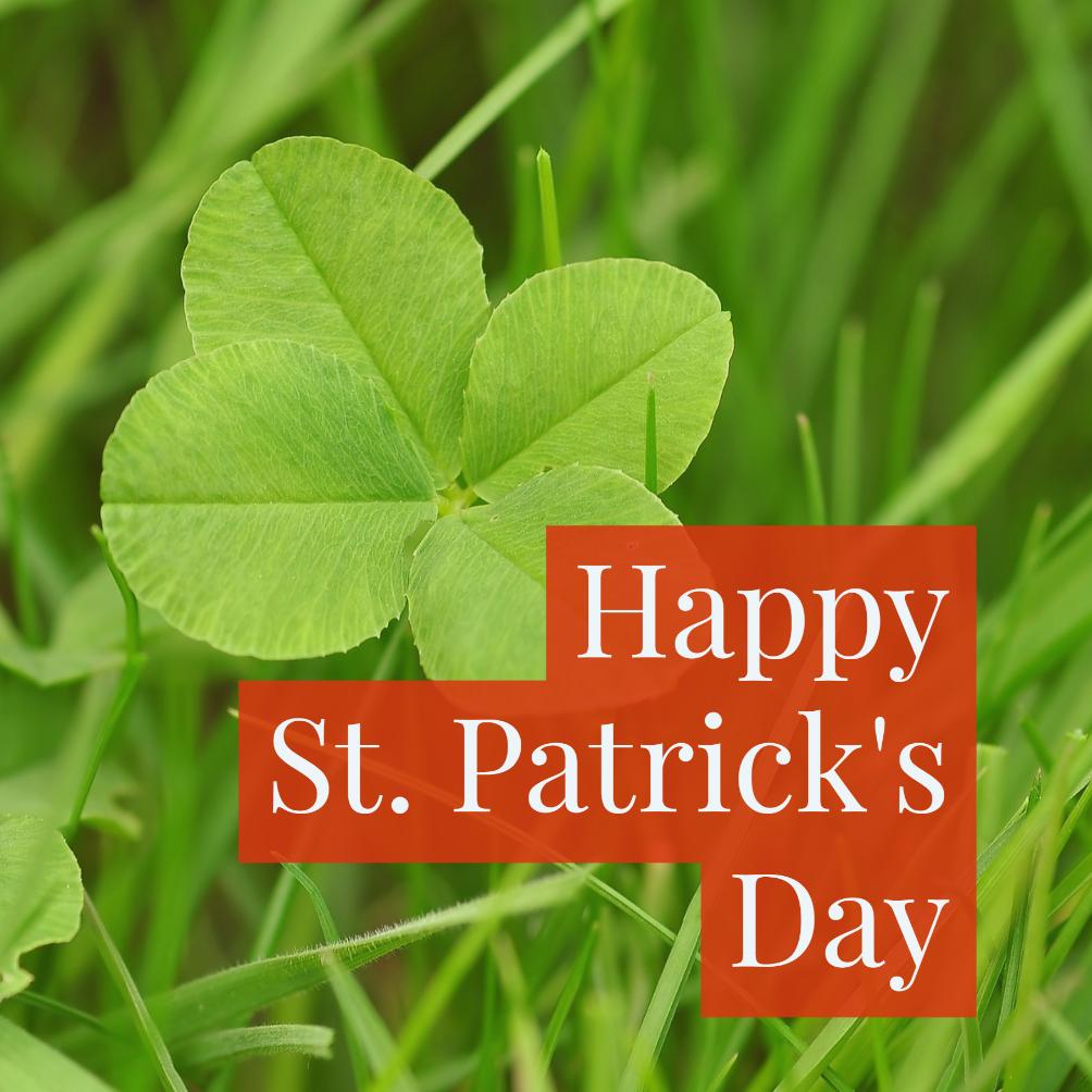 Happy St. Patrick's Day everyone! StPatricksDay