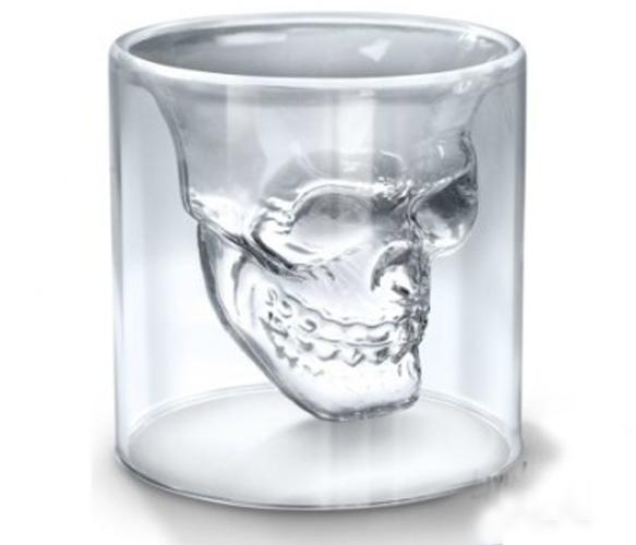 Doomed Crystal Skull Shot Glass Skull Shot Glass Crystal Skull Shot Glass