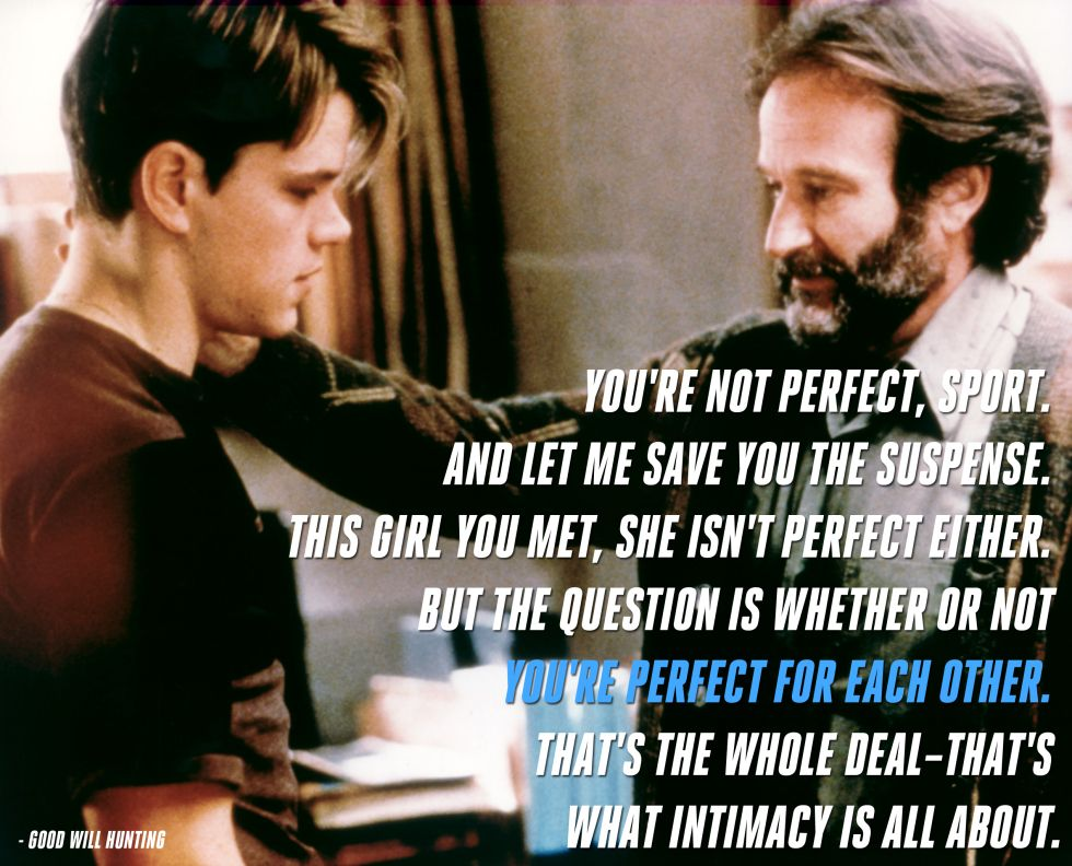 10 Of Robin Williams S Most Touching Memorable Movie Lines Robin Williams Quotes Robin Williams How To Memorize Things