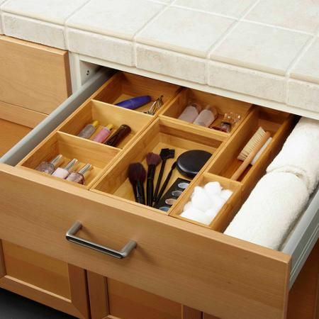 Home Bathroom Drawers Drawer Organisers Bathroom Organisation