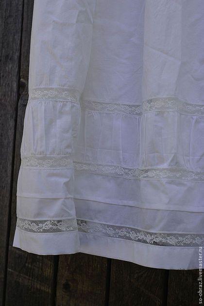 006ad0a035b Платья ручной работы. Белое платье в стиле бохо. So-образ. Ярмарка Мастеров