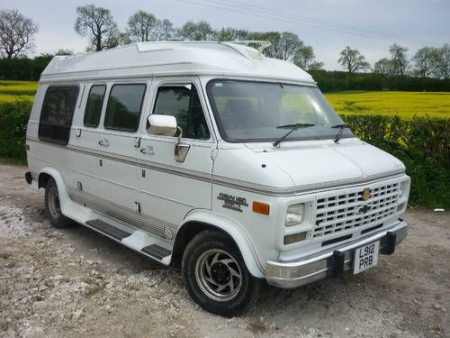 1994 Chevrolet G20 Day Van Diamond Executive Rhd For Sale