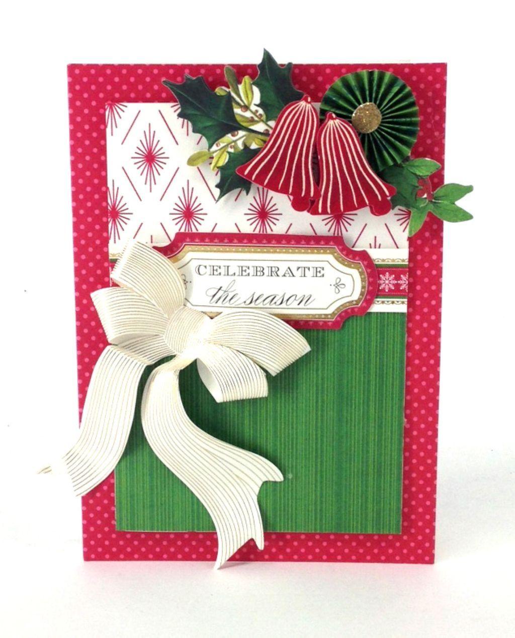 38 Stunning DIY Christmas Card Ideas | DIY Christmas, Card ideas and ...
