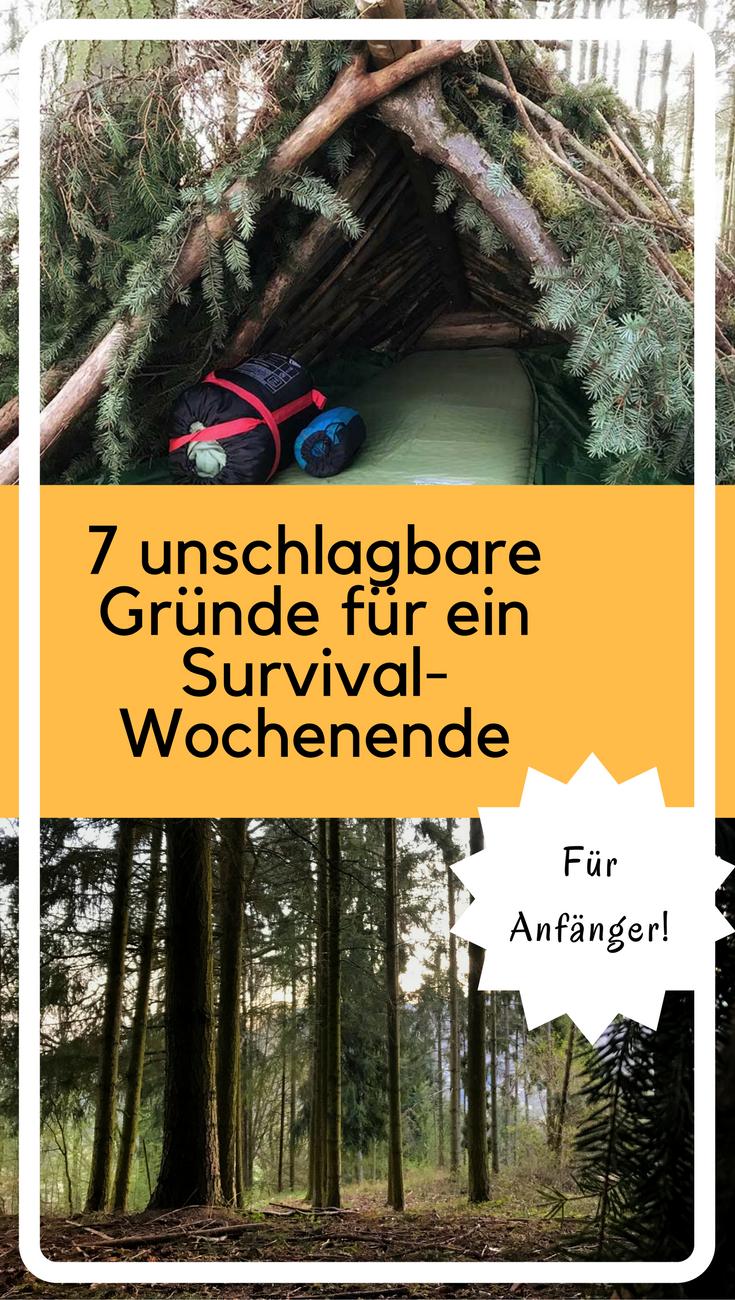 Survival Urlaub Deutschland