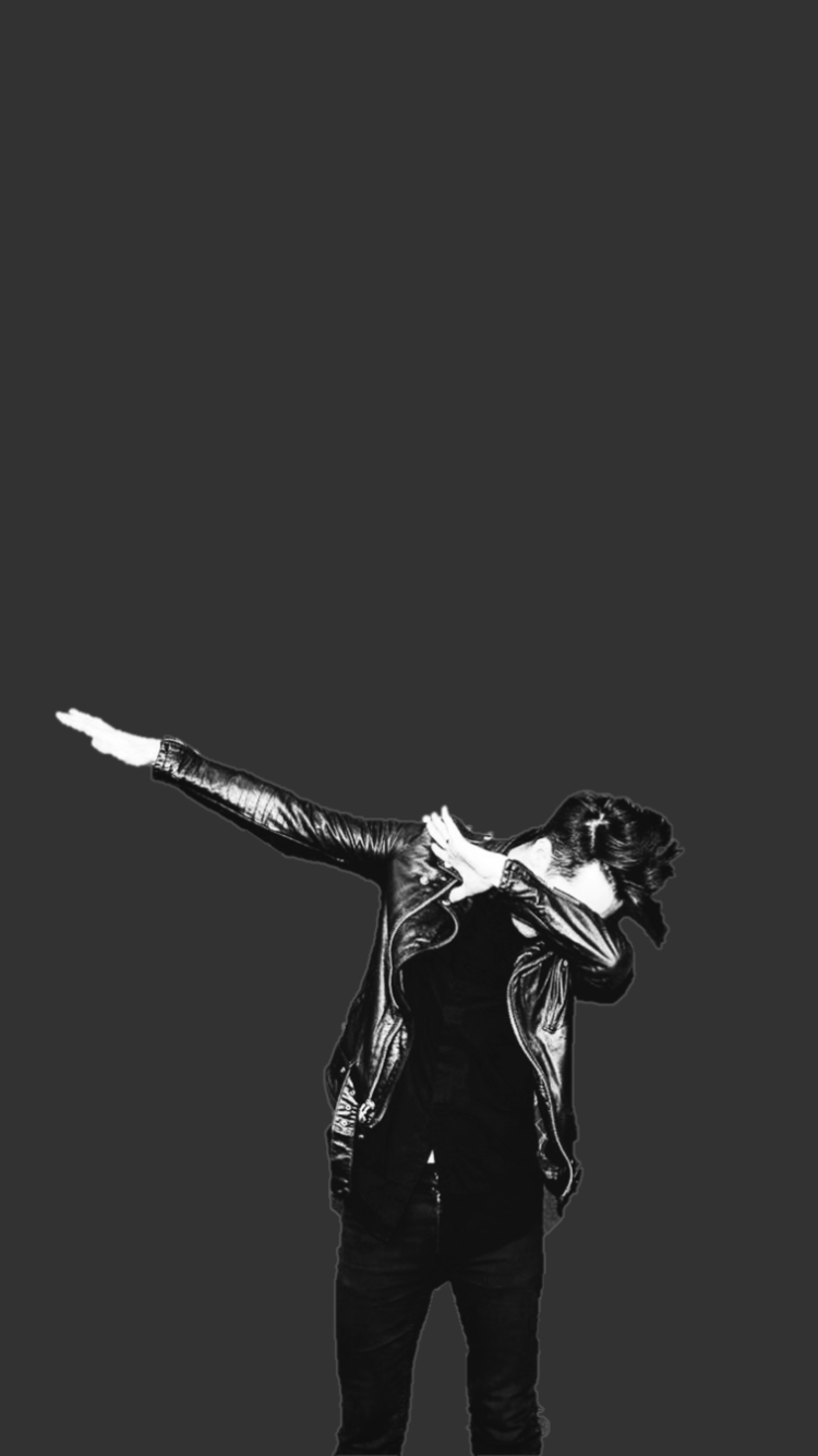 Panic At The Disco Wallpaper Brendon Urie Dab Made By Nataliepalombi