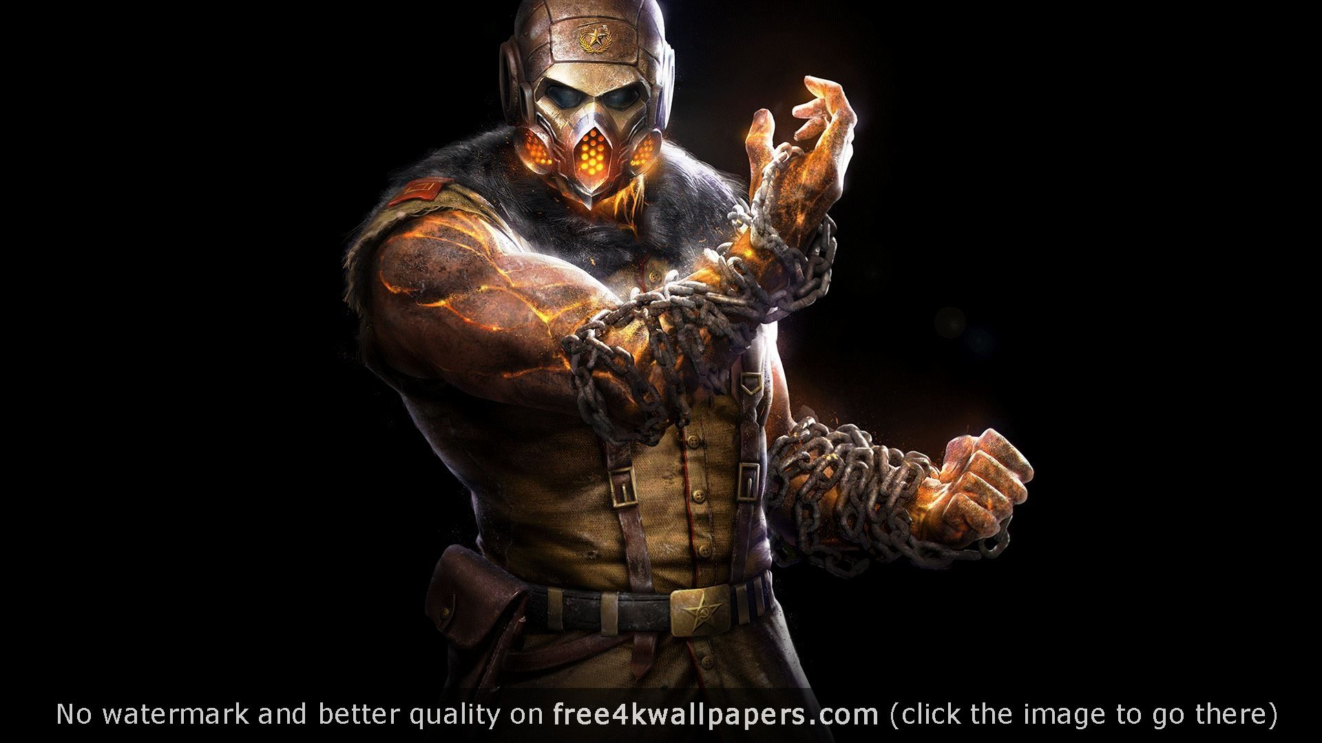 Mortal Kombat X Kold War Scorpion Wallpaper Mortal Kombat X