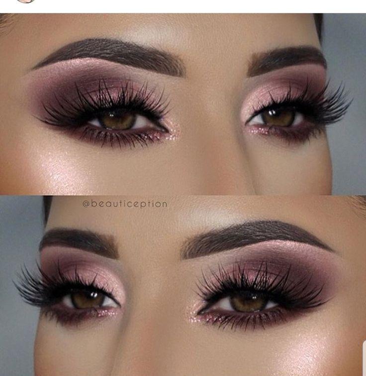Maquillaje | Smokey eye makeup, Eyeshadow makeup, Pinterest makeup