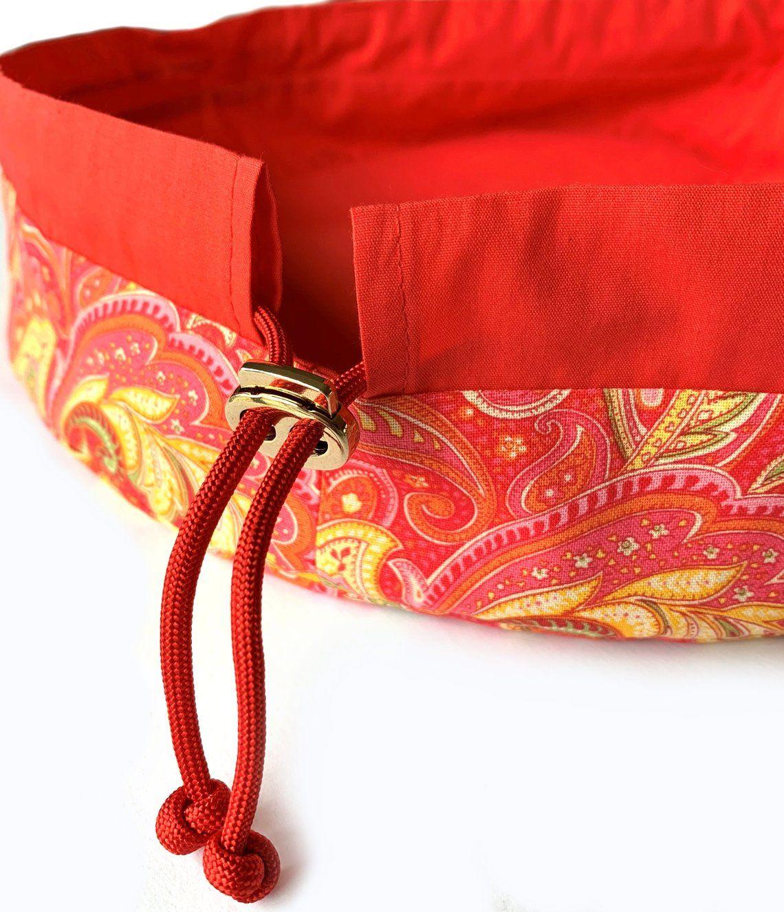 Makeup Bag Pattern Drawstring BagBag Pattern Ana Cinch
