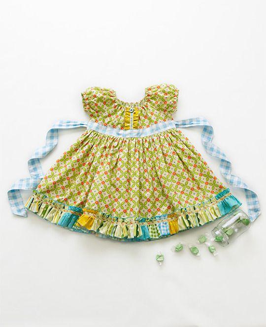 SWEET ELLENORE PEASANT DRESS $68.00 | Code: PLATKD30 6369