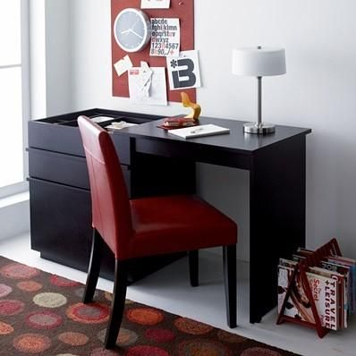Study Table Decorating With Design Bright Samples Photos Pictures
