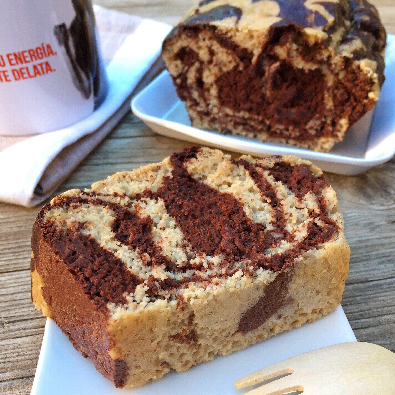Bizcocho marmolado ngredientes: Masa 1: – 120 gr de harina de avena ...