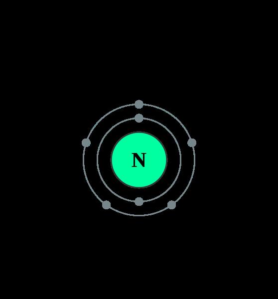 Bohr Diagram Of Nitrogen With Key Diy Wiring Diagrams
