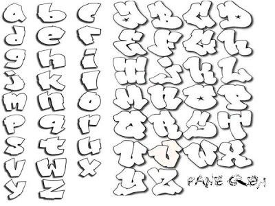 Name Graffiti Sketches Graffiti Fonts Graffiti Alphabet Letters