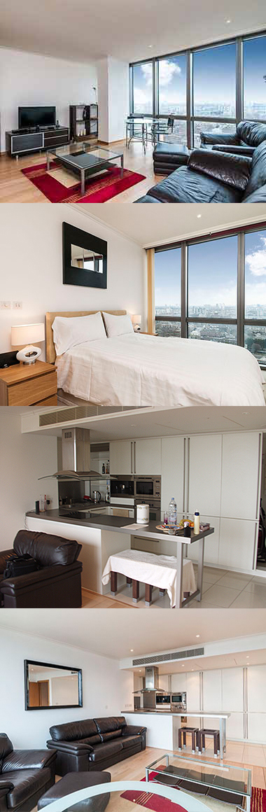 Serviced apartments in London Provided by SilverDoor