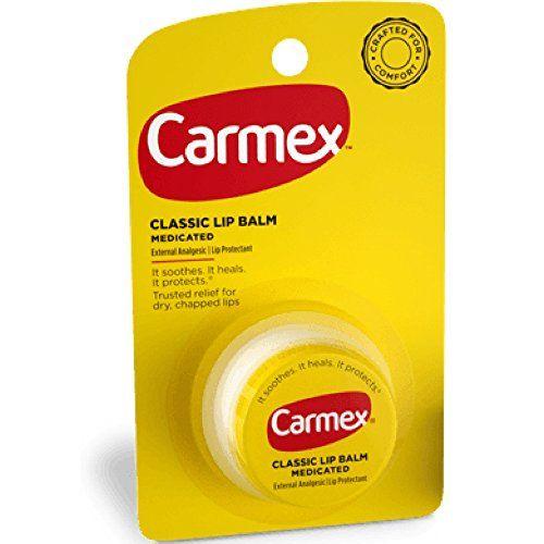 Take a Look:  Carmex Classic Lip Balm Medicated