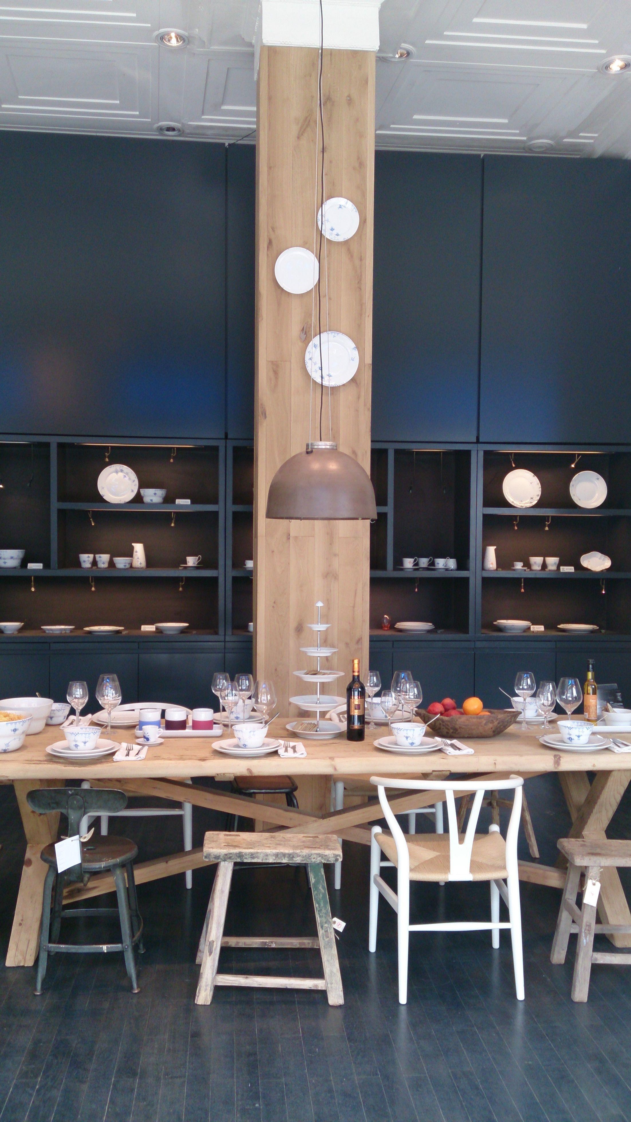 The Beautiful Georg Jensen Store In Copenhagen Taken By My Scandinavian Home Blog