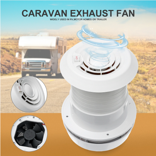 Motorhome Roof Vent Ventilation Fan Ventilation Fan Roof Vents Trailer Home