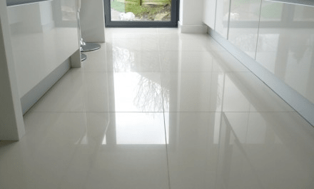 Clean Floor Tile Grout Easy Way White Tile Kitchen Floor Tile Floor Cleaning Tile Floors
