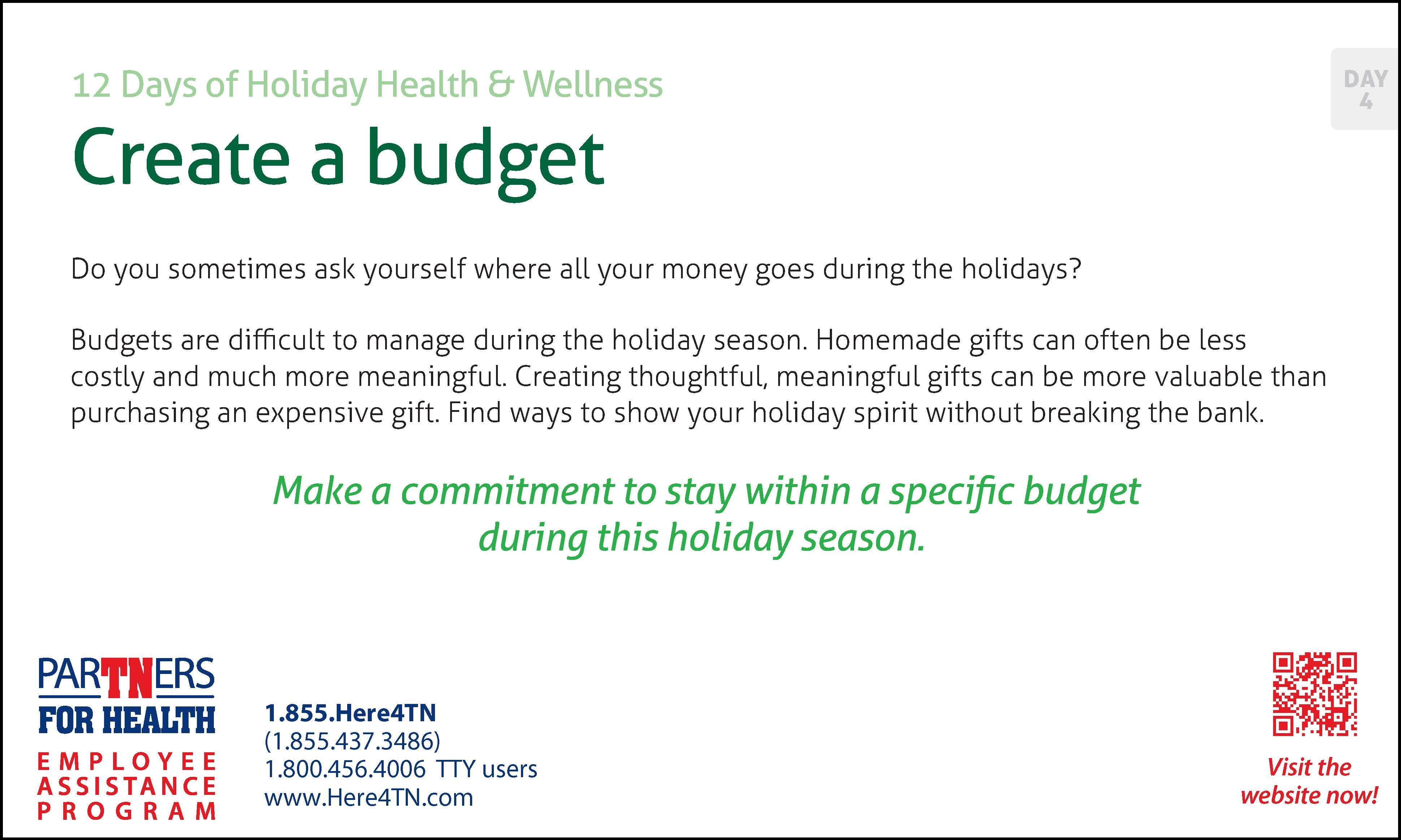 Pin By Partners For Health On Tis The Season For Stress