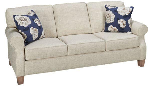 Rowe Kimball Sofa Also Available In Sunbrella Jordan S Furniture