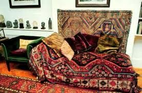 Freud's Couch. Mecca.