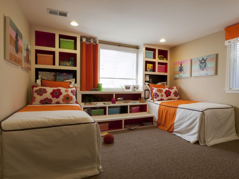 Cool Beds For Small Rooms With Limited Storage: 201 Fun Kids Bedroom Design Ideas For 2019