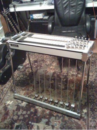 marlen steel guitars yakaz for sale pedal steel guitars pedal steel guitar steel guitar. Black Bedroom Furniture Sets. Home Design Ideas