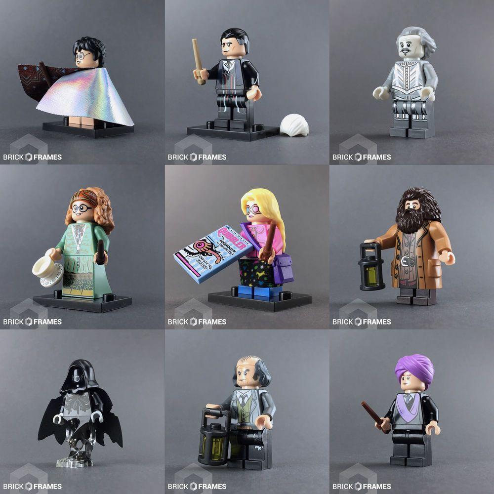 Lego Diagon Alley Moc Lego Hogwarts Lego Harry Potter Moc Lego Harry Potter