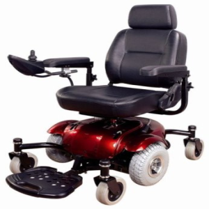 A power chair contributes the amount of energy along with maneuverability of which labour intensive chair merely imagine offering.