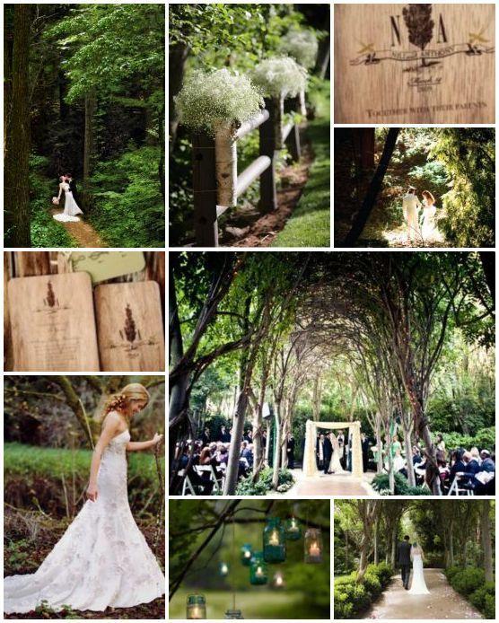 Rustic Wedding - Ceremony