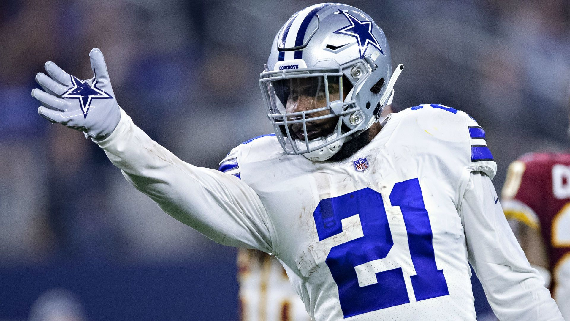 Ezekiel Elliott contract If Cowboys are going to waste
