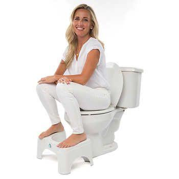 Squatty Potty Toilet Stool 2 Pack Squatty Potty Toilet Stool