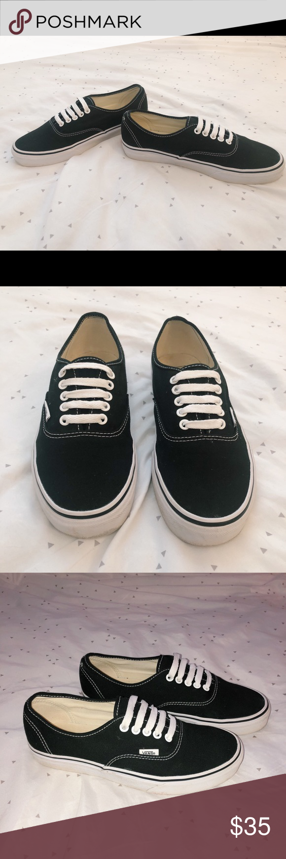 434a38c4fd Black Vans 🔹 Classic shoes