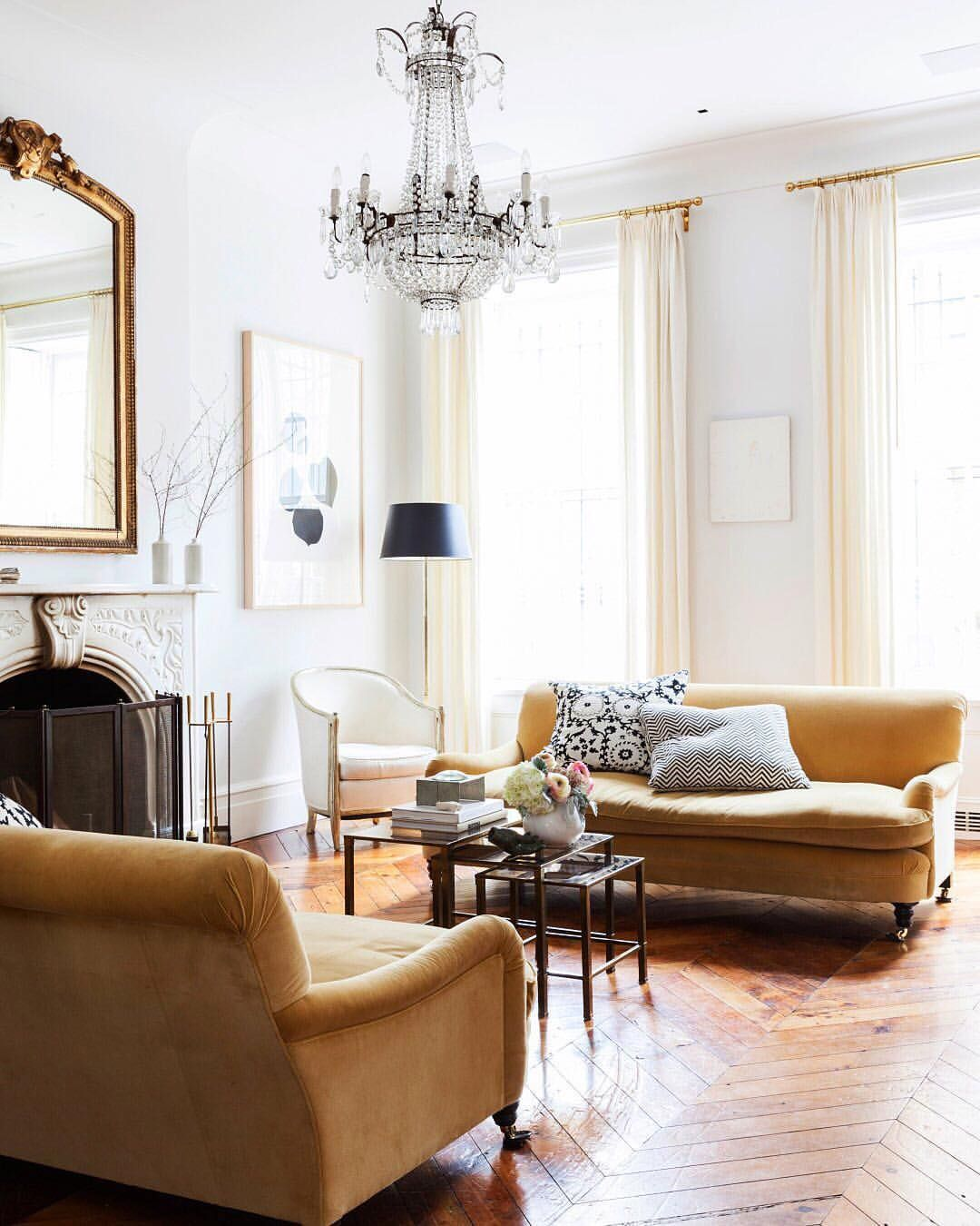 "One Kings Lane (@onekingslane) on Instagram: ""This grand living room ..."