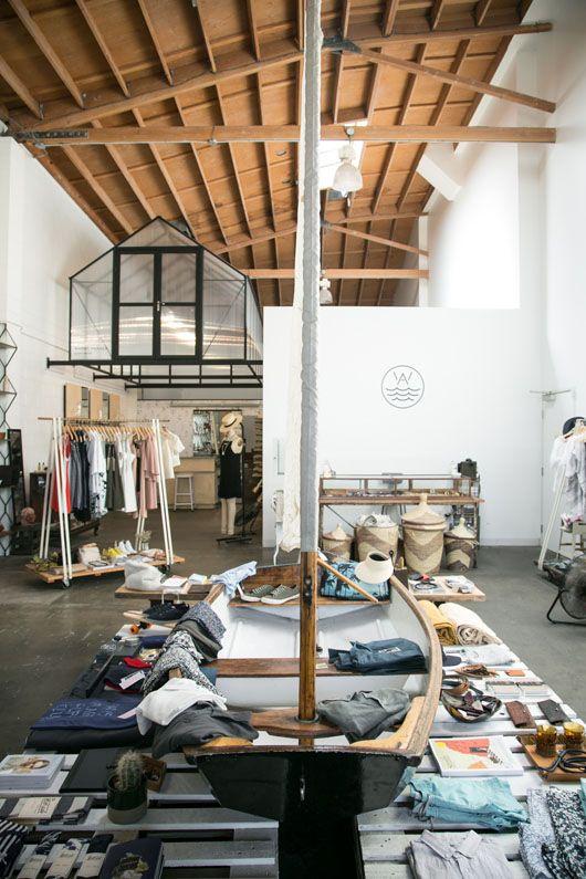 around L.A. / alchemy works. | Retail interior, Store ...