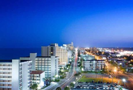Myrtle Beach Hotels On Strip 2018