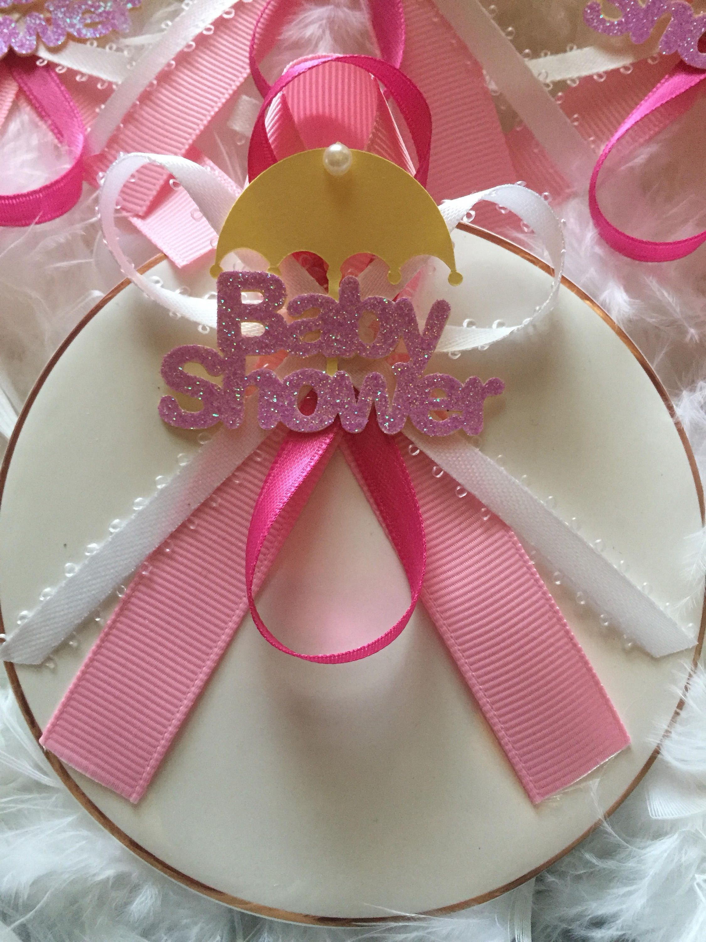 Baby Guest Corsage Baby Shower Pins Baby Guest Pins Baby Shower