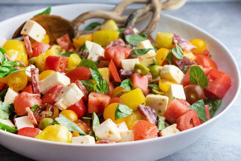 Caprese Salad Recipe Giada
