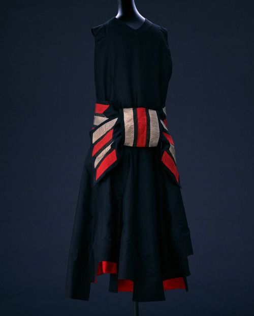 Evening DressJeanne Lanvin, 1928The Kyoto Costume Institute