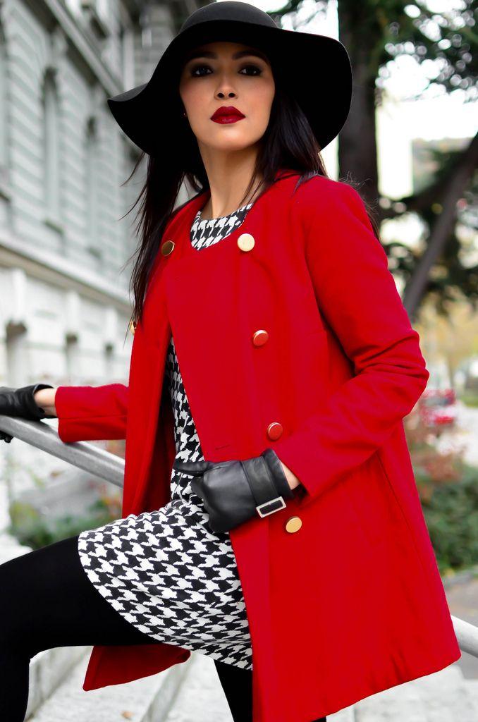 VEST   Mango HAT   Zara DRESS TIGHTS   H   M  d89eb494b1c