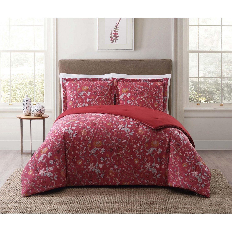 Bedford Red Comforter Set Bedding Comforters Comforters Comforter Sets Red Comforter Sets
