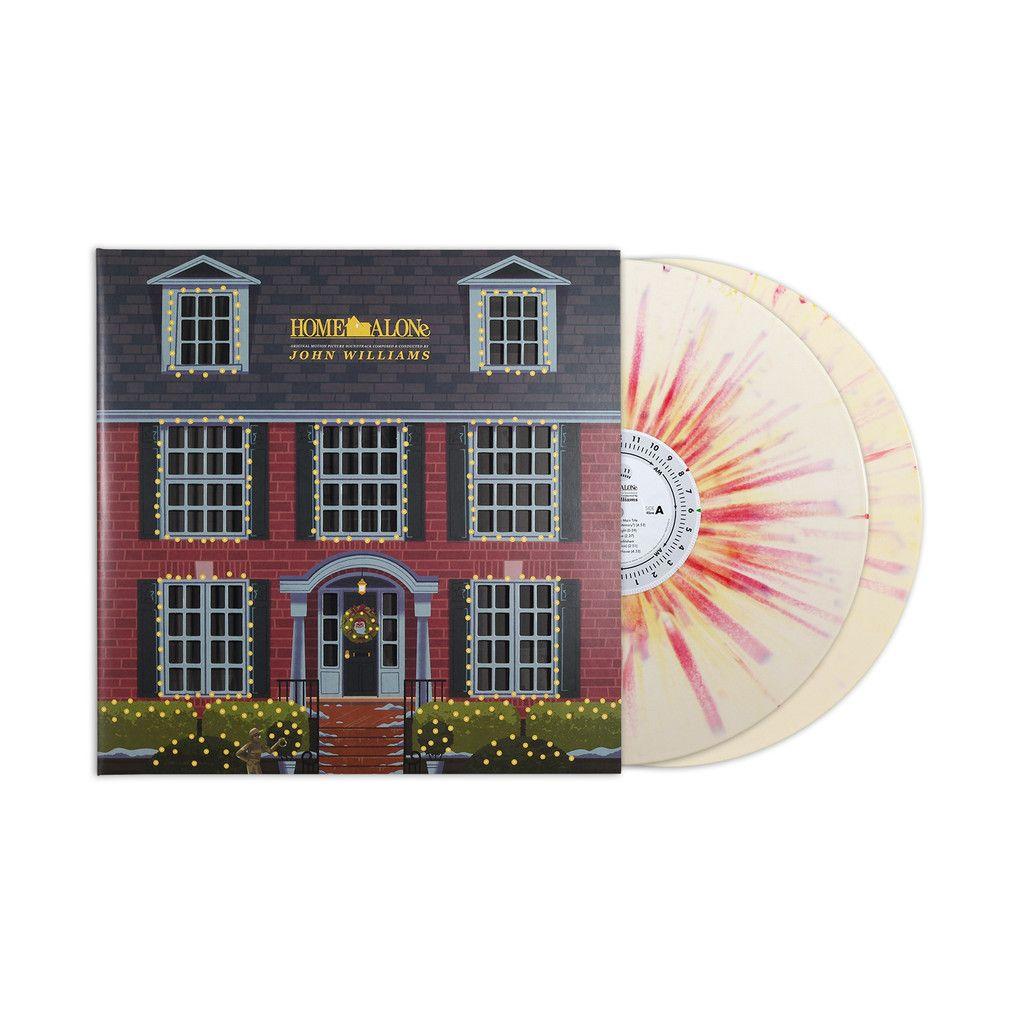 Home Alone Original Motion Picture Soundtrack 2XLP | Classic christmas songs, Vinyl, Motion picture