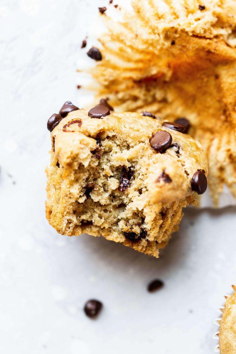 Flourless Peanut Butter Banana Muffins Recipe Sugar Free