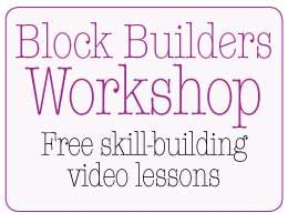 MQU Block Builders Workshop: FREE Skill-Building Video Lessons ... : free quilting lessons - Adamdwight.com
