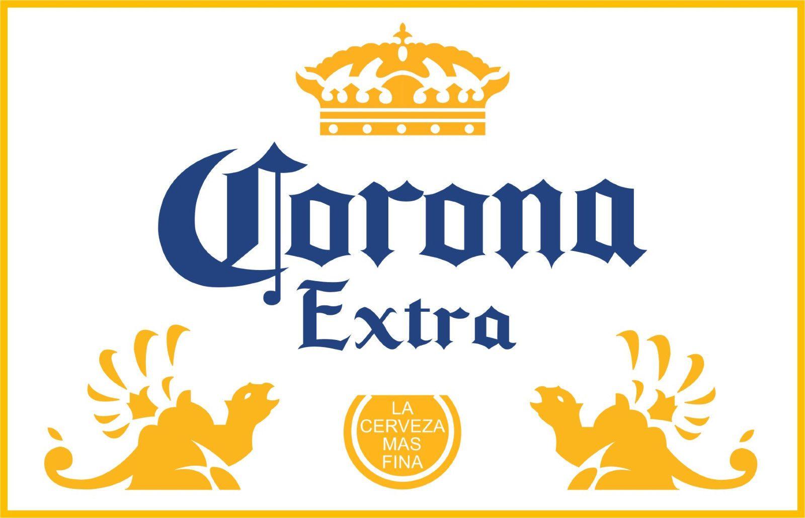 Corona Extra Wall Decal Decor Stickers Vinyl