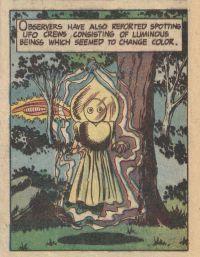 Flatwoods Monster Comic