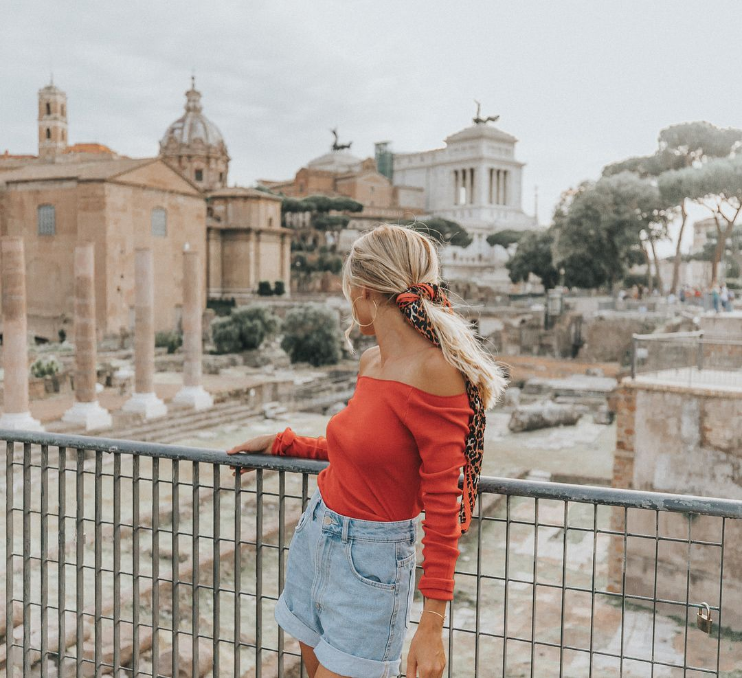 Ancient Rome ️ Can't Get Over These Places😭 #zoelaztravels