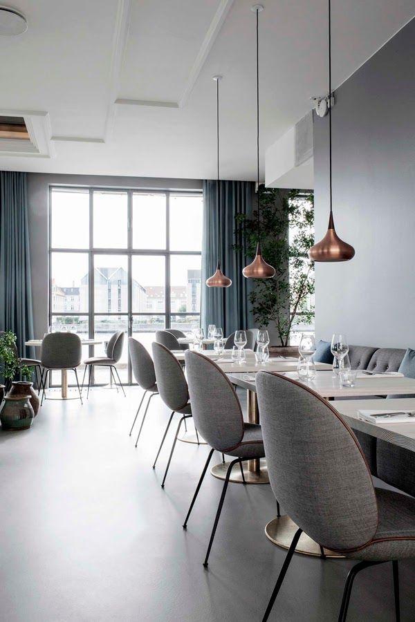 Restaurant Bar Design ChicDeco
