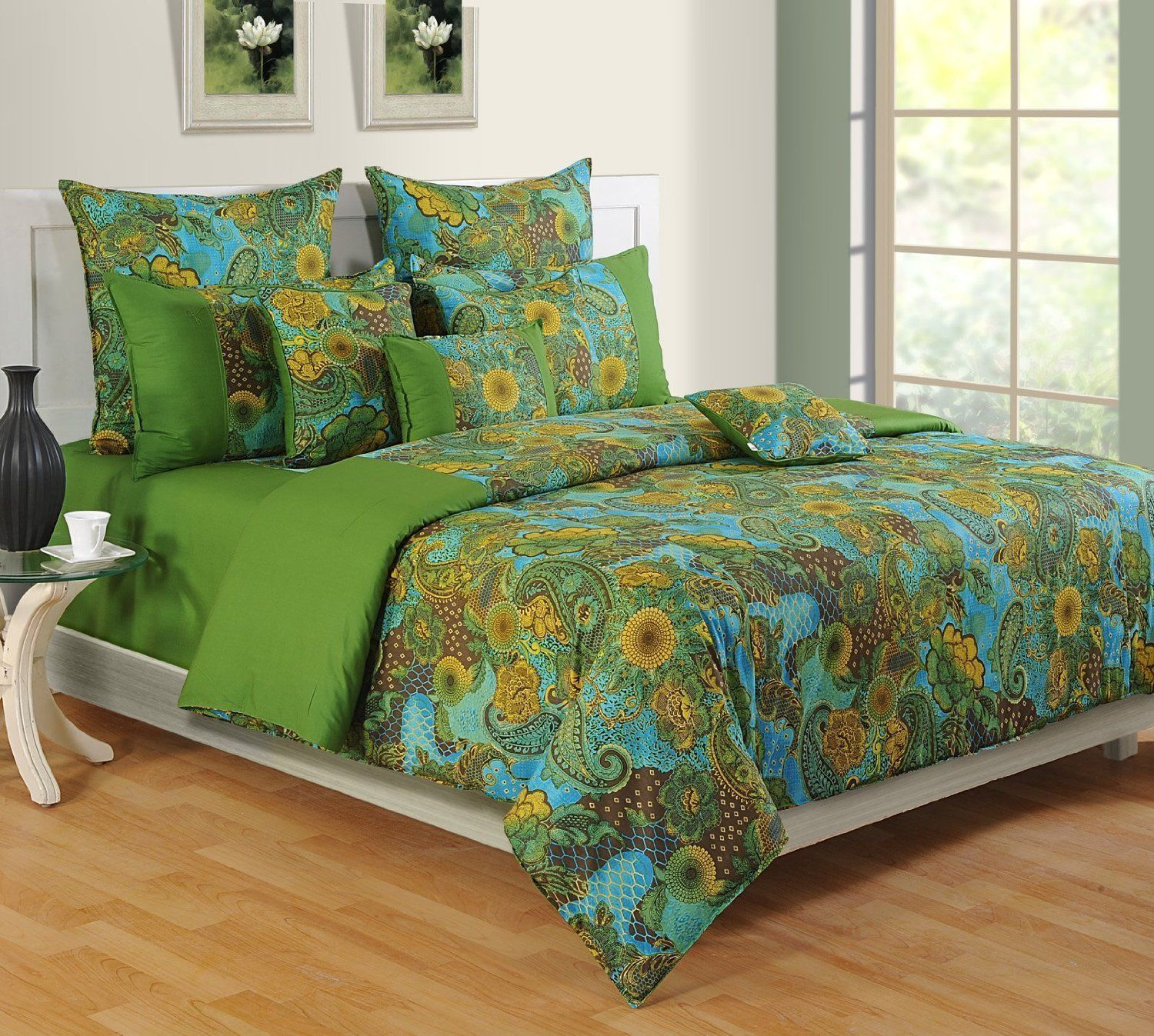 New Twin/Queen/King Size Bed Cover