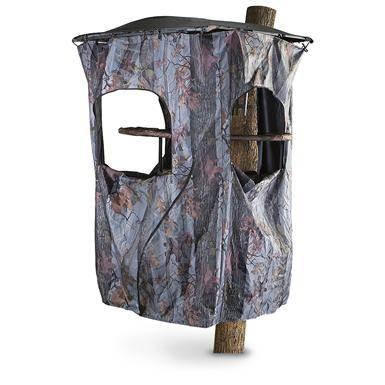 Guide Gear Universal Tree Stand Blind Kit Tree Stand